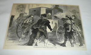 1879-magazine-engraving-ASSASSINATION-OF-GENERAL-PRIM-AT-MADRID-Spain