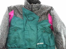 Skidoo Bombardier Womens Snowmobile Jacket Coat Warm Size Small