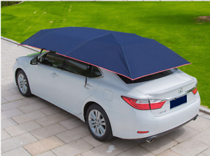 Fully Automatic Car Cover Outdoor Dust Waterproof Cover