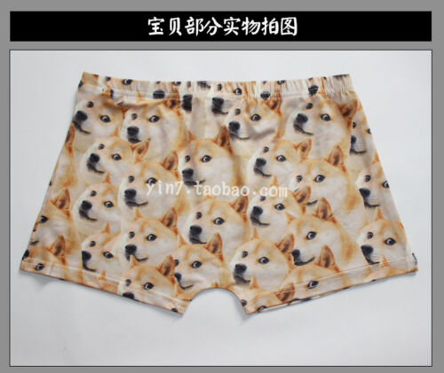 Anime Fate Grand Order Unisex Otaku Underpants Men/'s Swimming Boxers Shorts #X16