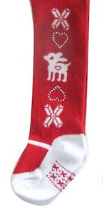SOFT TOUCH  Paire de chaussettes motifs Noel bébé unisexe  0-6 mois