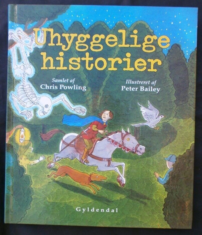 Uhyggelige Historier Chris Dbadk Køb Og Salg Af Nyt Og Brugt