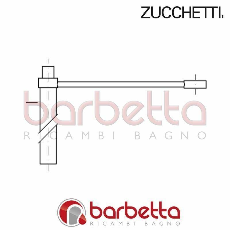 TUBO CON BRACCIO GIREVOLE ISY ZUCCHETTI R99130