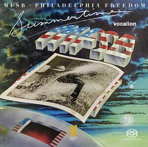 MFSB - Philadelphia Freedom & Summertime  [SACD Hybrid Multi-channel / Stereo]