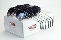 Wholesale Lot VOX WOMEN AVIATOR  FASHION  TRENDY SUNGLASSES 61062