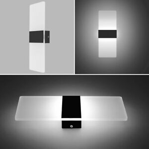LED-Wall-Light-Up-Down-Sconce-Light-Fixture-Mount-Bedroom-Decor-Ceiling-Lamp-US