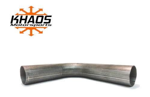 "2/"" 90 Degree 16ga Aluminized Mandrel Bend Exhaust Header 2 Pack"