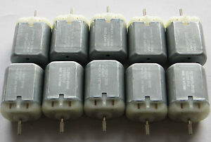 10X-Mabuchi-FC-280-Door-Lock-Actuator-Repair-Motor-12-V-10310-tr-min-6-To-16-V