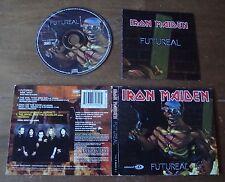 Iron Maiden Futureal - 1998 EMI Digipack + Poster