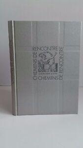 Bruno Blasselle - Chemins De Encuentro - 1992 - Ediciones Hervas