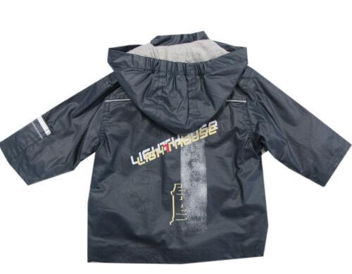Kanz chaqueta de transición chaqueta verano chaqueta azul capucha jóvenes talla 68 74