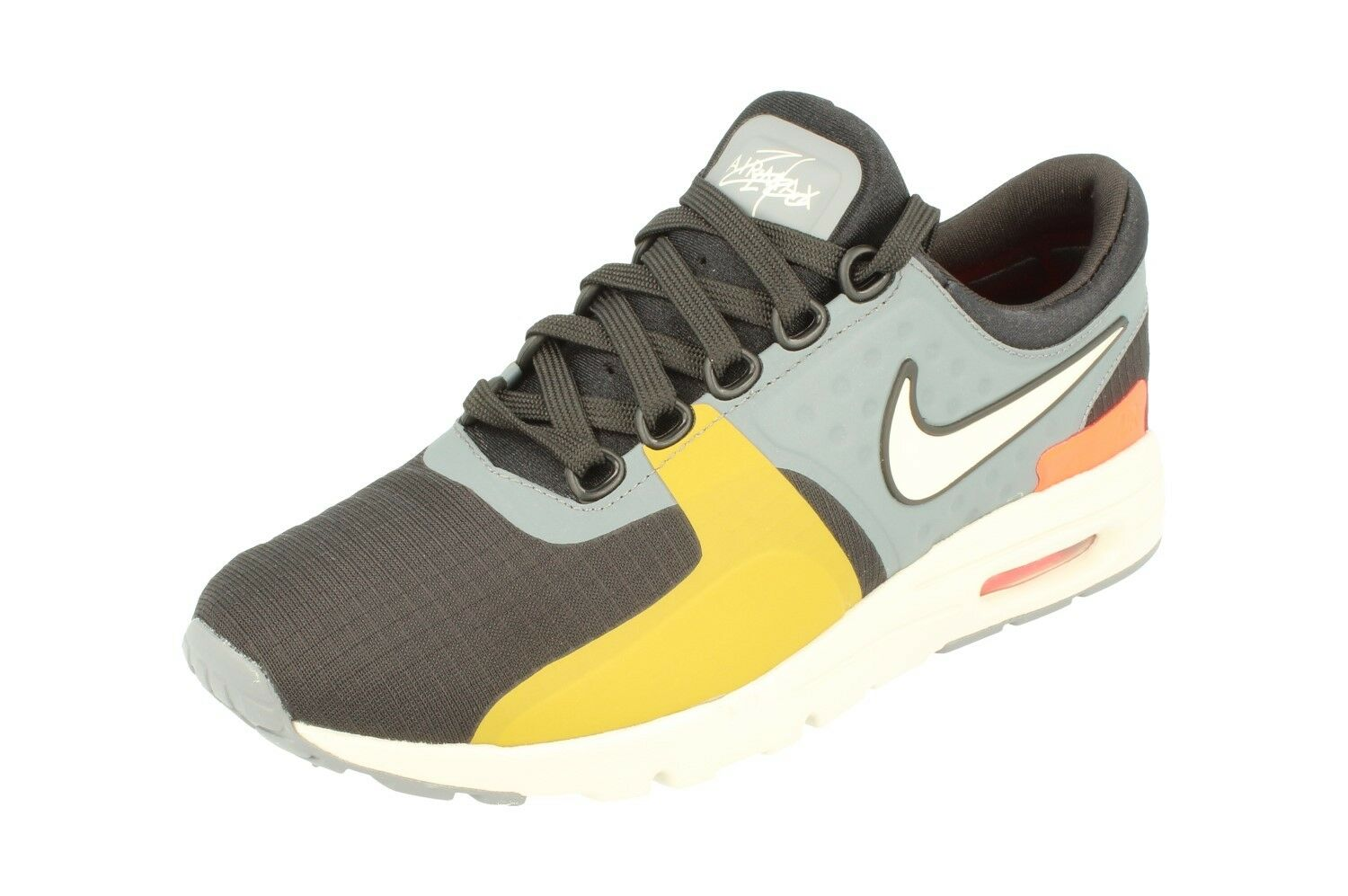 Nike Air Max Zero Si Womens Running Trainers 881173 001 Sneakers Shoes