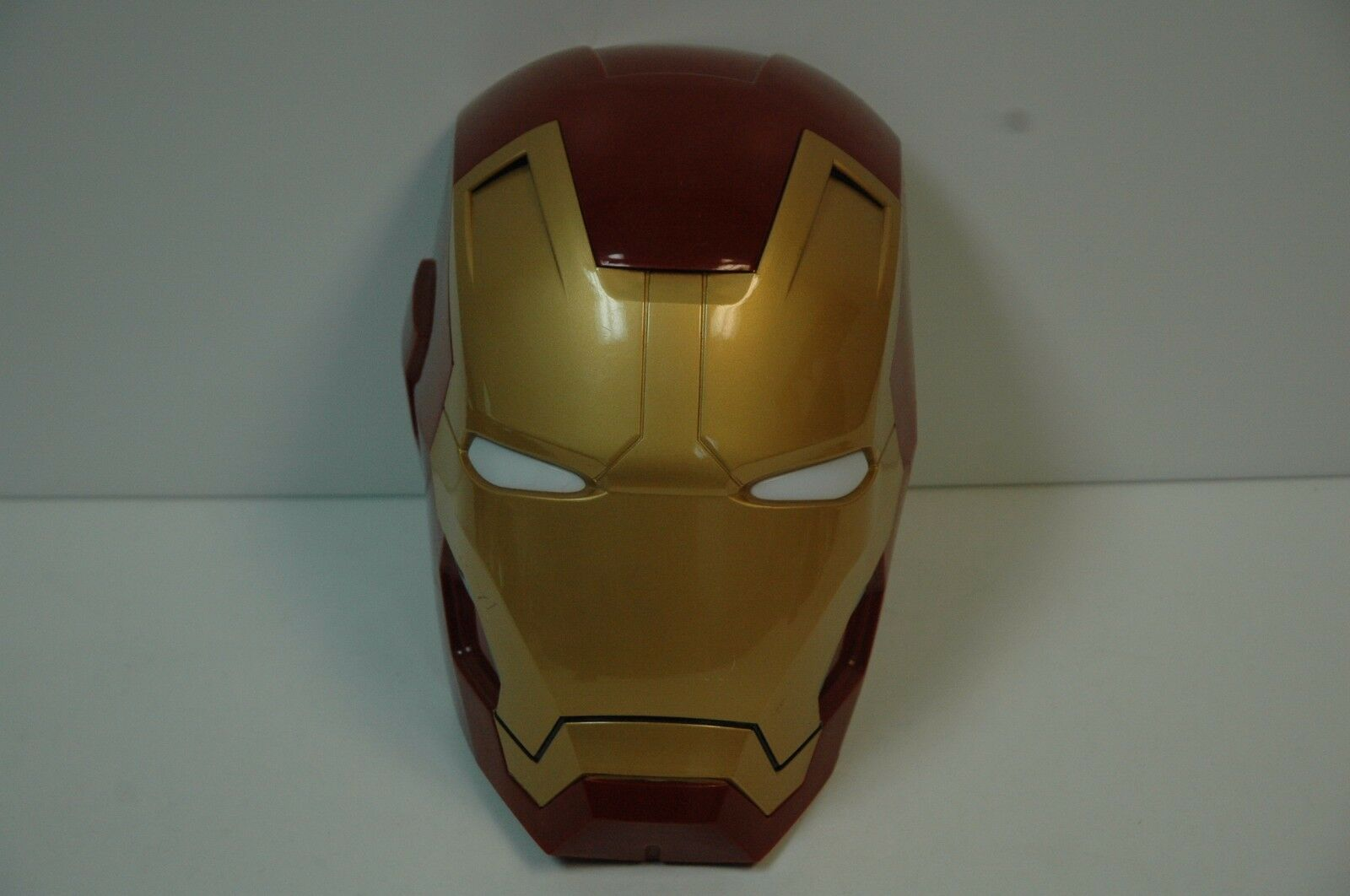 Marvel IRON IRON IRON MAN MASK DECO LIGHT 3D Fx Wall Decoration Loose 274ace