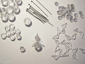Ensemble de Bricolage 10 Ange Noël Ange-Gardien Pour Avec Manuel
