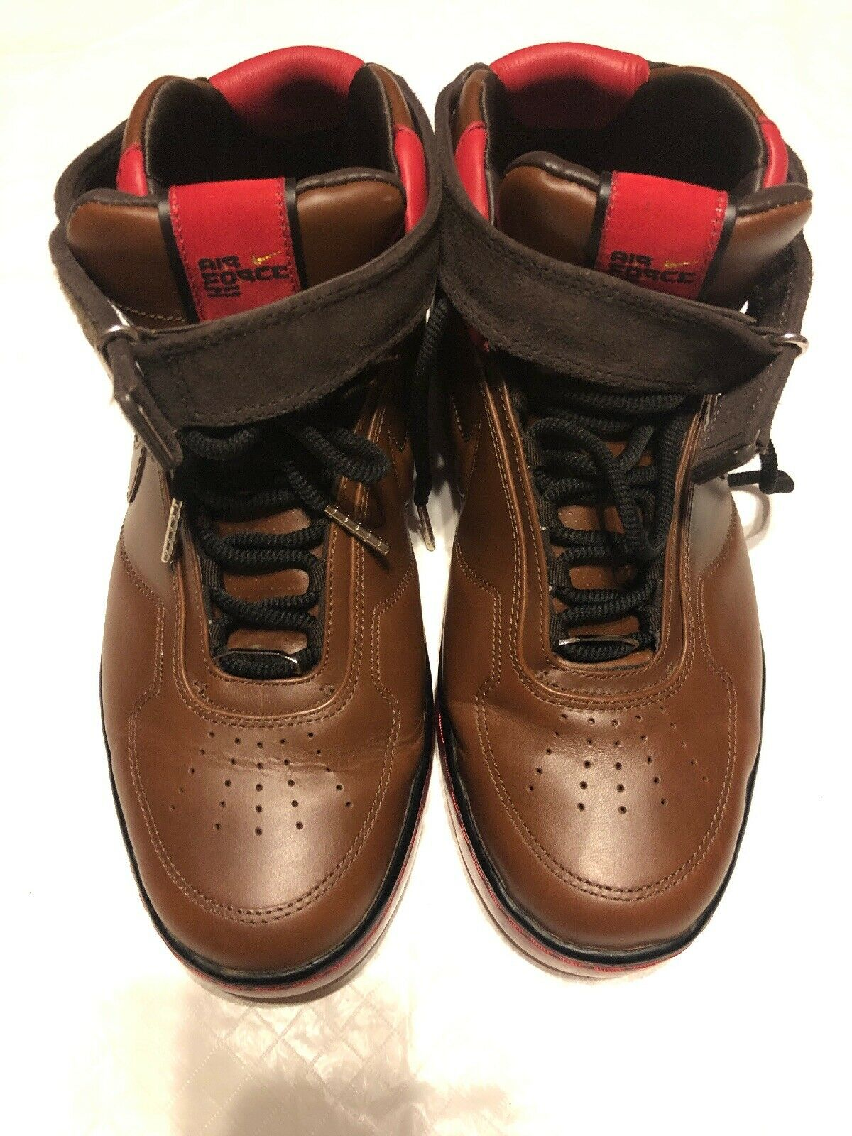 Mens Air Force  35 Rare shoes Size 12