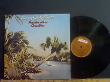 COUNTRY JOE McDONALD  Paradise With An Ocean View  LP     Lovely copy !!
