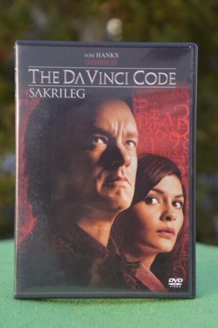 DVD The Da Vinci Code-sacrilegio (versione cinematografica) (2006) con spedizione combinata risparmiare!