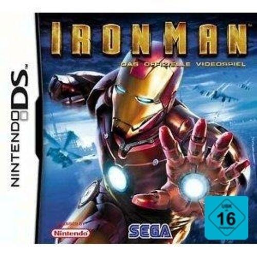 1 von 1 - Iron Man, Nintendo DS, NDS Lite, NEU/OVP