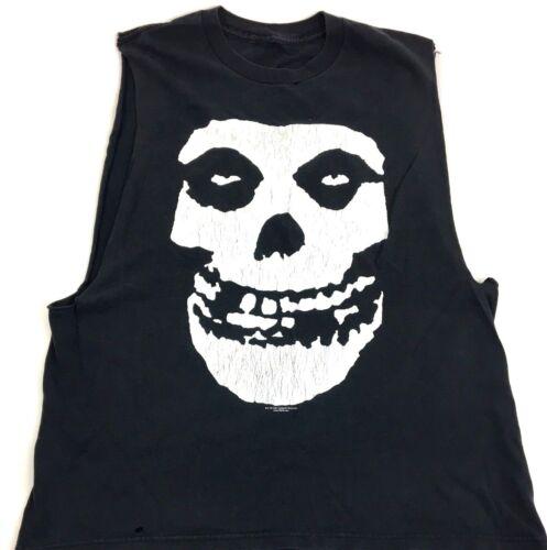 The Misfits shirt Glen Danzig Black shirt Punk shi