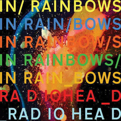1 of 1 - Radiohead - In Rainbows [New Vinyl] 180 Gram