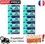 miniature 7 - Lot Piles bouton montres SONY 377 Argent AG4 SR66 LR626 376 SR626SW SR626 V377.