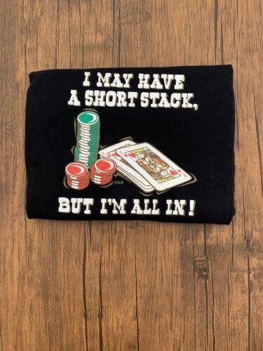 Vintage Poker Teeshirt