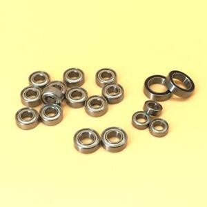 18pcs Tamiya jeep wrangler cc01 ball bearing has//BEARING