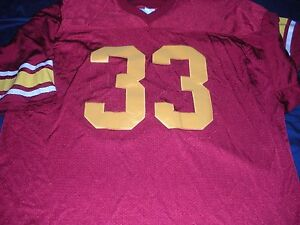 021a4b50f72 Marcus Allen #33 USC Trojans NCAA Russell Athletic Collegiate Jersey ...