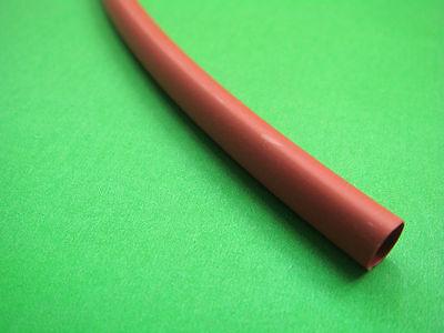 """20mm 51//64/"""" Diameter Heat Shrink Tubing Tube 2m 6.6ft Red"""