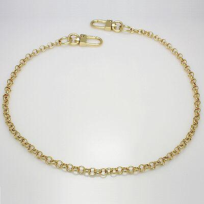 Purse chain strap Gold handle shoulder crossbody handbags metal replacement