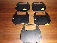 Olivetti Plus Black Correctable Film Ribbon 5-pack, 96250
