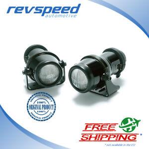 Hella Micro De Universal Fog Lights Full Kit 12v 55w 1nl 008 090 821 Ebay