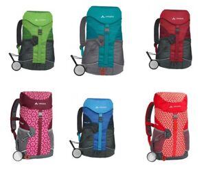 VAUDE Puck 10 Kids backpack hiking trekking travel active outdoors ... fd586c3847fc4