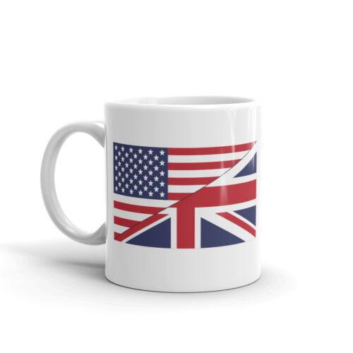 environ 283.49 g USA Union Jack Haute Qualité 10 oz Café Thé Tasse #4488