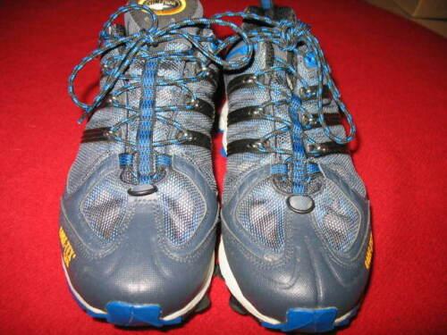 e AdidasSneakers corsaescursionismo da da 5Colorebicolore uomoMisura8 blu bianco n80OwPk