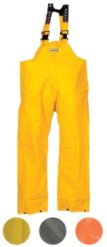 Ocean Rabatt Küste Latz & Hosenträger Hose 460g PVC /Arbeitskleidung/Fischen/ Bekleidung Angelsport