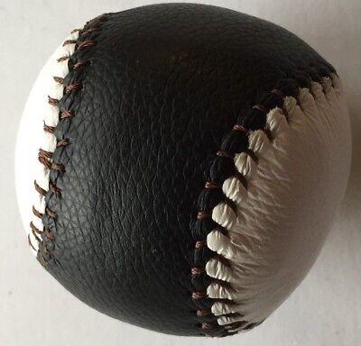 Weitere Ballsportarten RüCksichtsvoll Amish Handgemacht Leder Gummi Gefüllte Baseball Für Ecke Ball Game-made