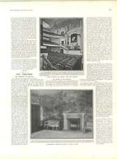 1905 Chinese Wallpaper Coutts Bank Miyajima Sacred Island