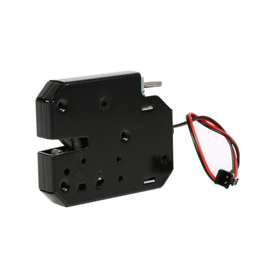 Mini Electric Magnetic Lock Auto Access Control Cabinet Lock Door Drawer 6V//12V