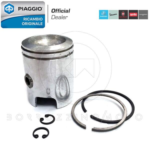 100% Waar Kit Pistone 2^ Maggiorazione Fasce Piaggio Ciao Bravo Si Boss Ecologico D. 38,4 Shrink-Proof