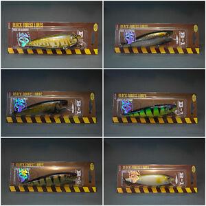Hybrida-B-1-Twitchbait-Wobbler-13cm-55gr-verschiedene-Farben-neu