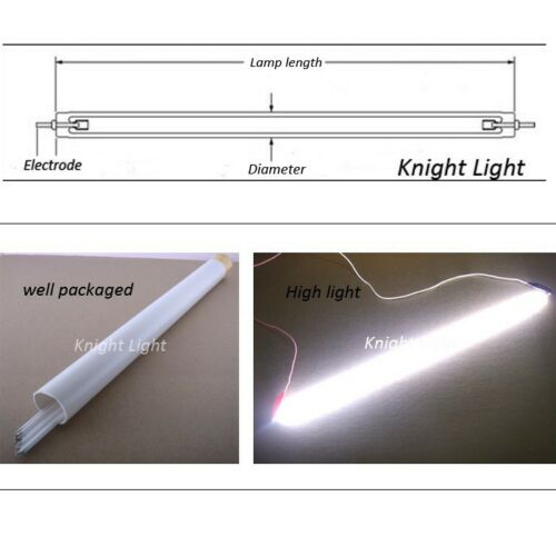 4pcs//lot NEW CCFL Backlight Lamps 210mm*2.6mm for industrial screen