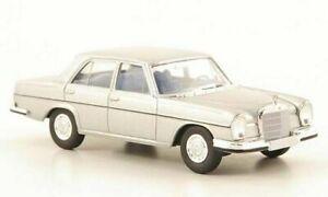 Mercedes 280 SE 3.5 H0, 1:87 W108 silber NEUWARE! STARMADA//BREKINA 13104