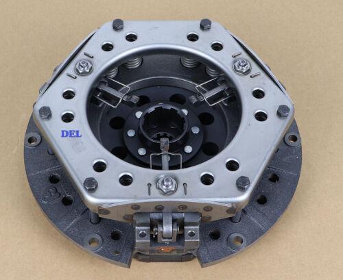 Doppel Kupplung komplet Hanomag Granit 500 runde Haube 5-001