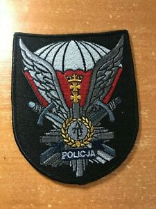 Parche-de-Polonia-Policial-Swat-SRT-antiterror-Unidad-Original