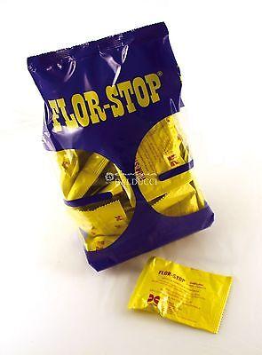 N°12 Pastiglie Antifioretta FLOR-FLOR-STOP evita fioretta e spunto per damigiane
