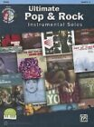 Ultimate Pop & Rock Instrumental Solos for Strings  : Violin, Book & CD by Alfred Publishing (Paperback / softback, 2013)