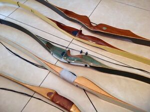 Details about Vintage FRED BEAR Archery Recurve Bows Collection - Free  Shipping
