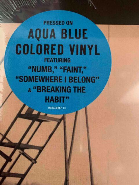 RSD21 LINKIN PARK Meteora (2xLP) RECORD STORE DAY COLOR BLUE VINYL sealed