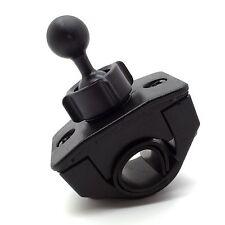 "Motorcycle Fatboy 1.35"" inch Handlebar Mount for All Garmin Nuvi DriveAssist GPS"